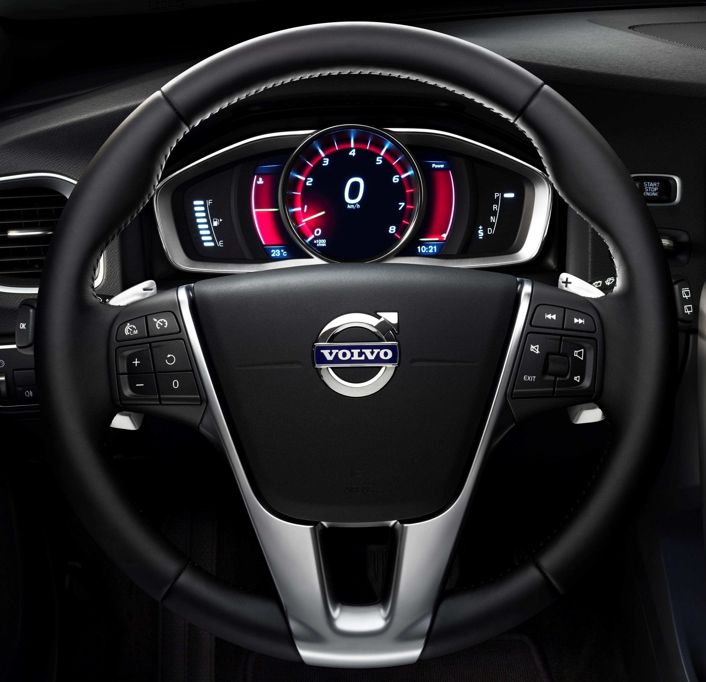 V60 Interior