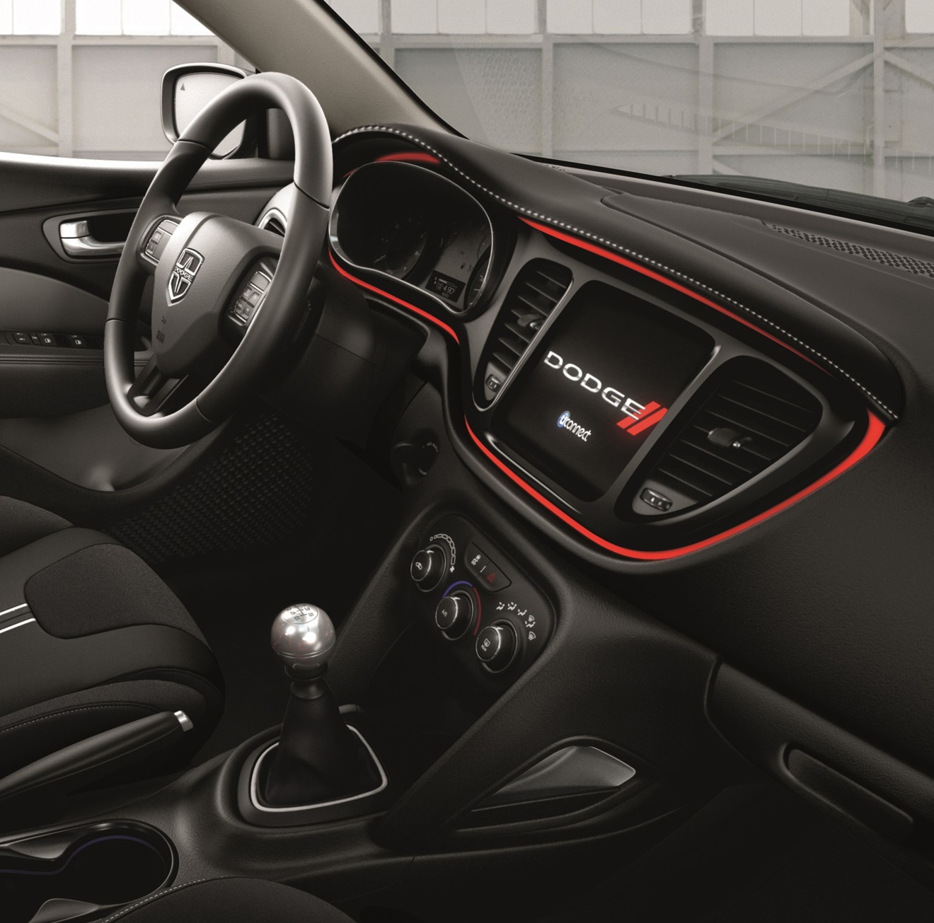 2014 Dodge Dart Blacktop