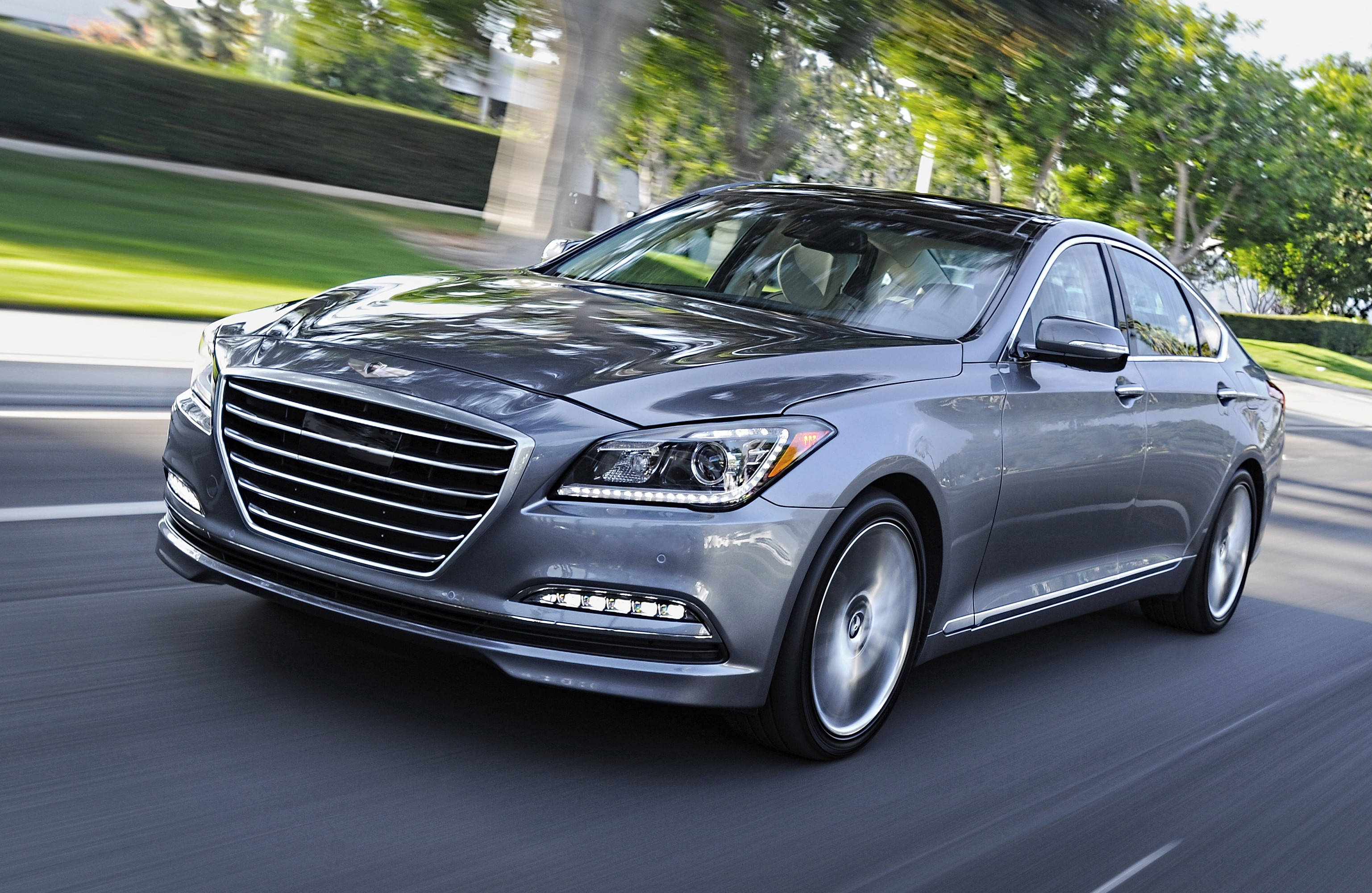 coupe auto review genesis express photo hyundai