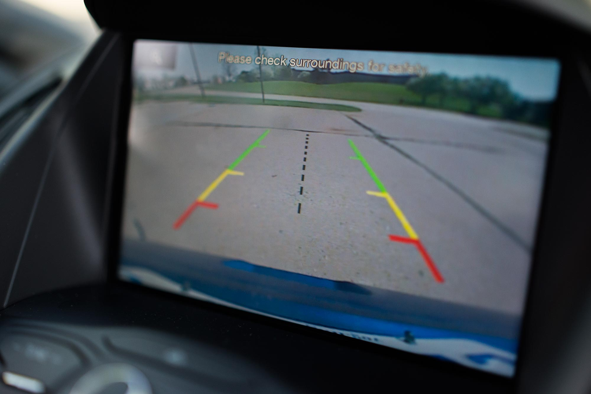 2014 Ford Escape Backup camera