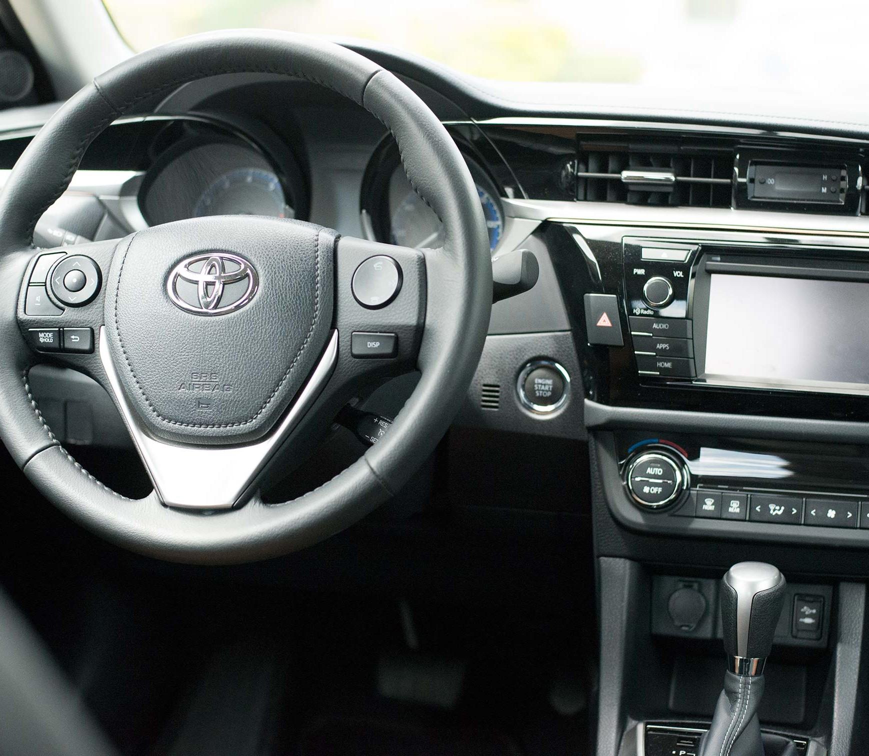 Seat Time: 2014 Toyota Corolla S Plus – John\'s Journal on Autoline