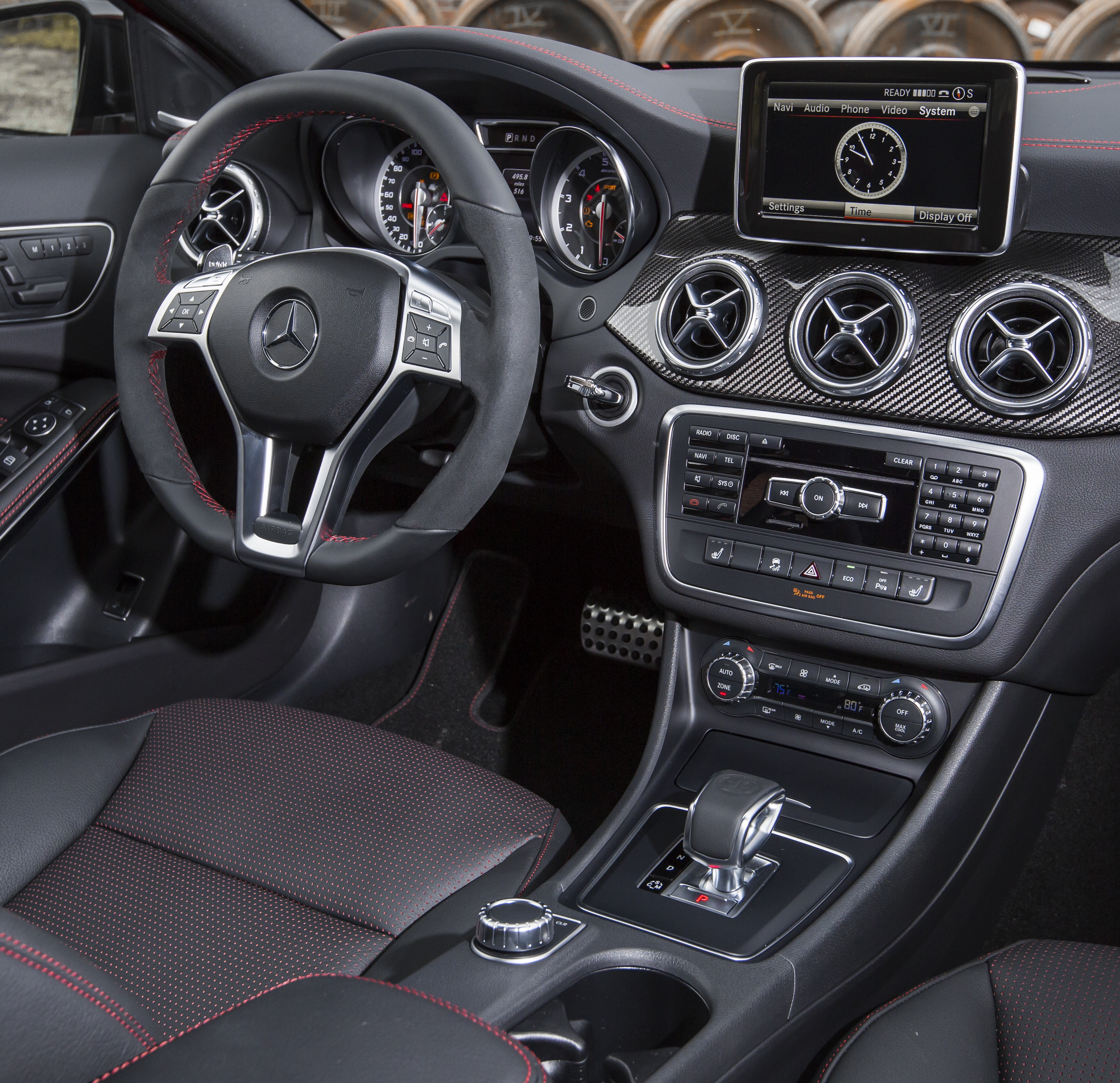 Seat Time: 2015 Mercedes-Benz GLA – John\'s Journal on Autoline