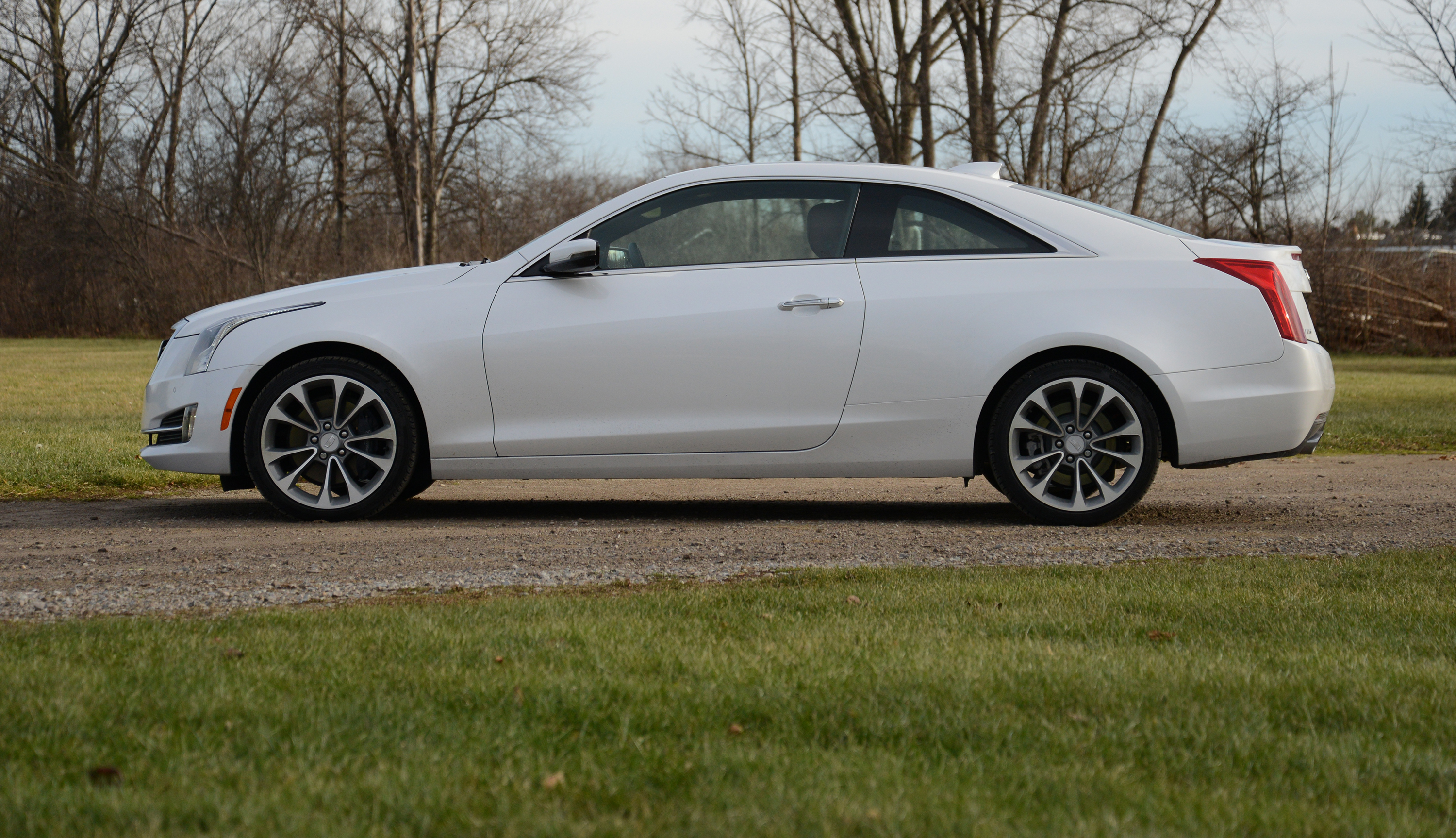 Seat Time: 2015 Cadillac ATS Coupe – John's Journal on Autoline