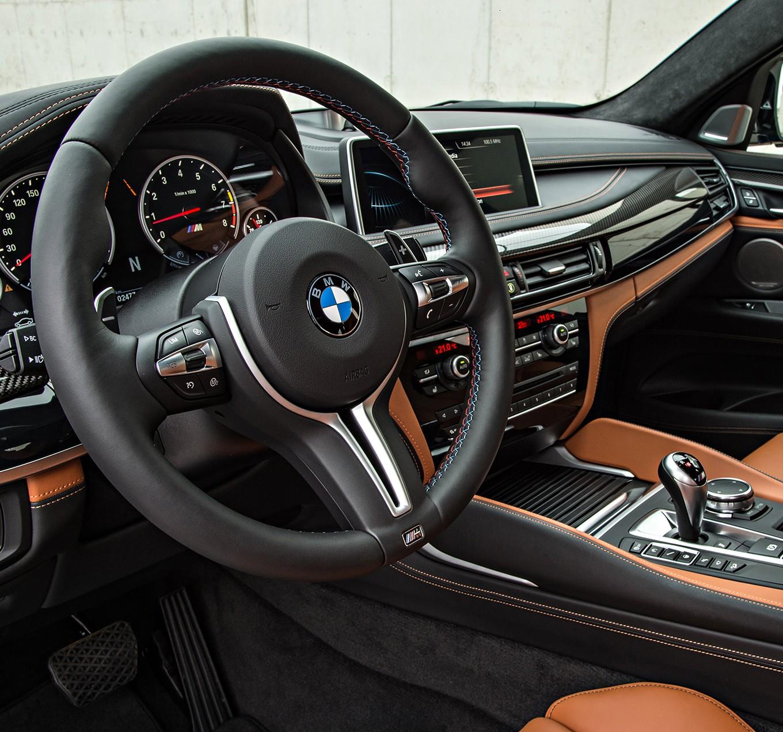 Seat Time 2016 BMW X6 M Johns Journal On Autoline