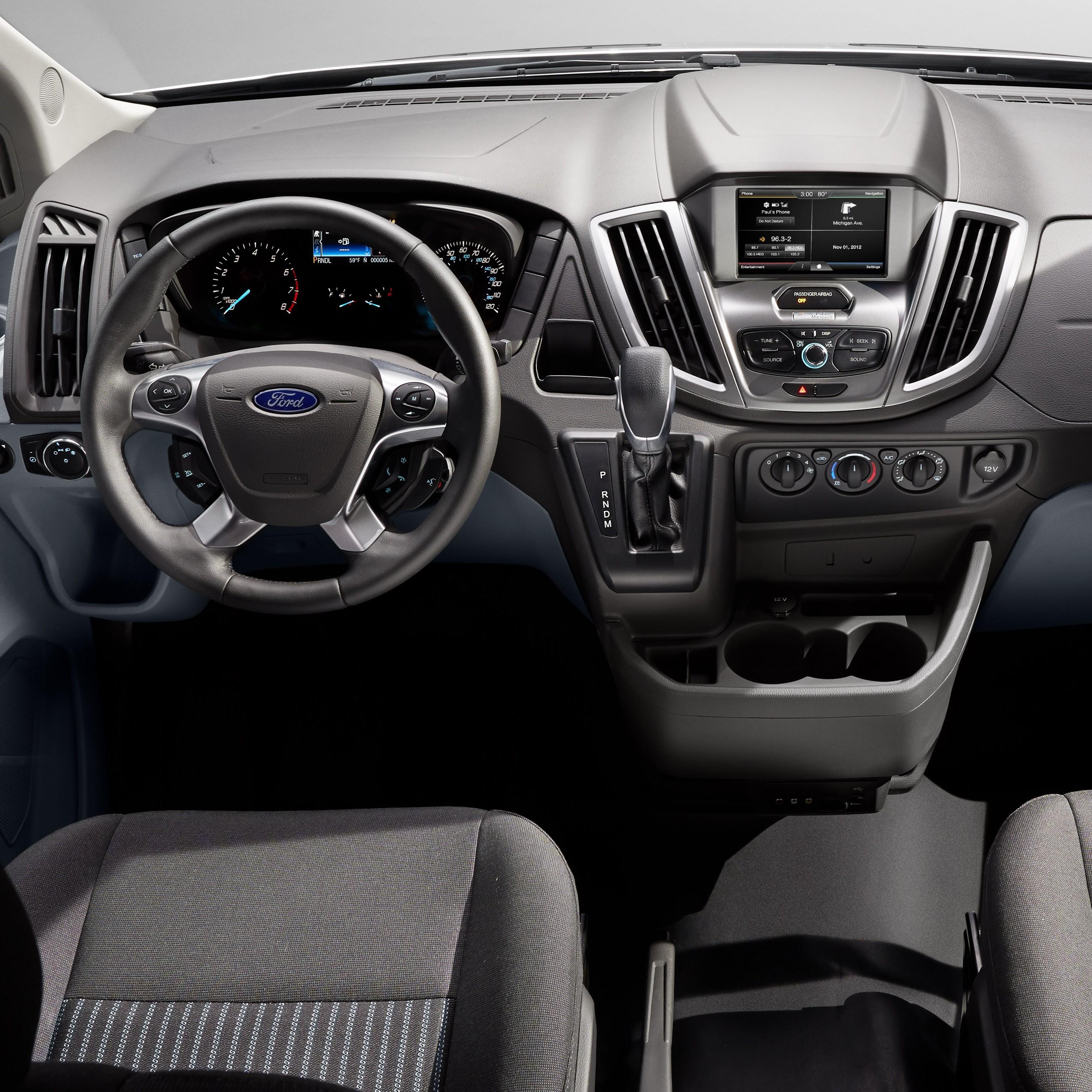 Seat Time 2015 Ford Transit 250 HR – John s Journal on Autoline