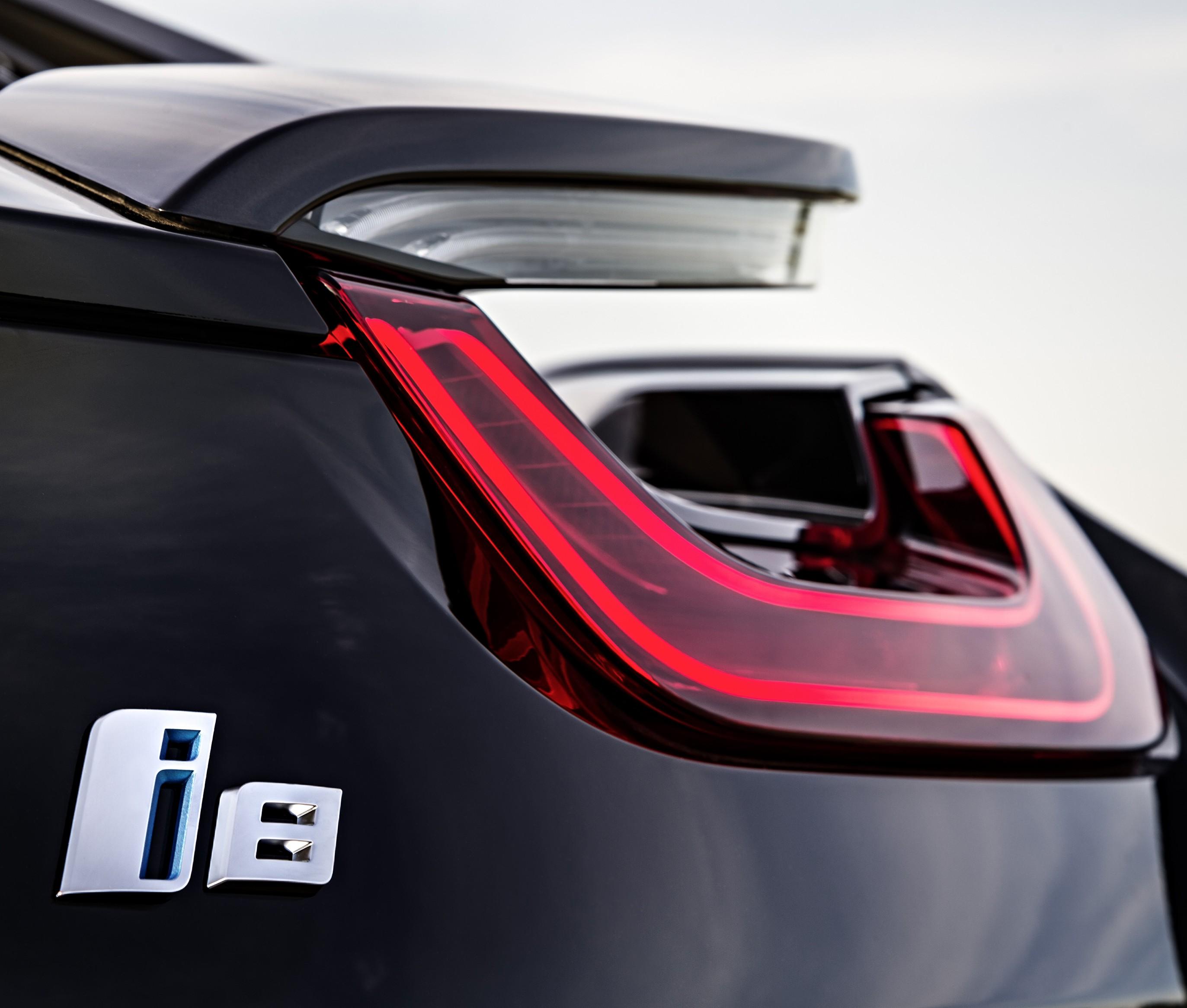 BMW i8 Aero