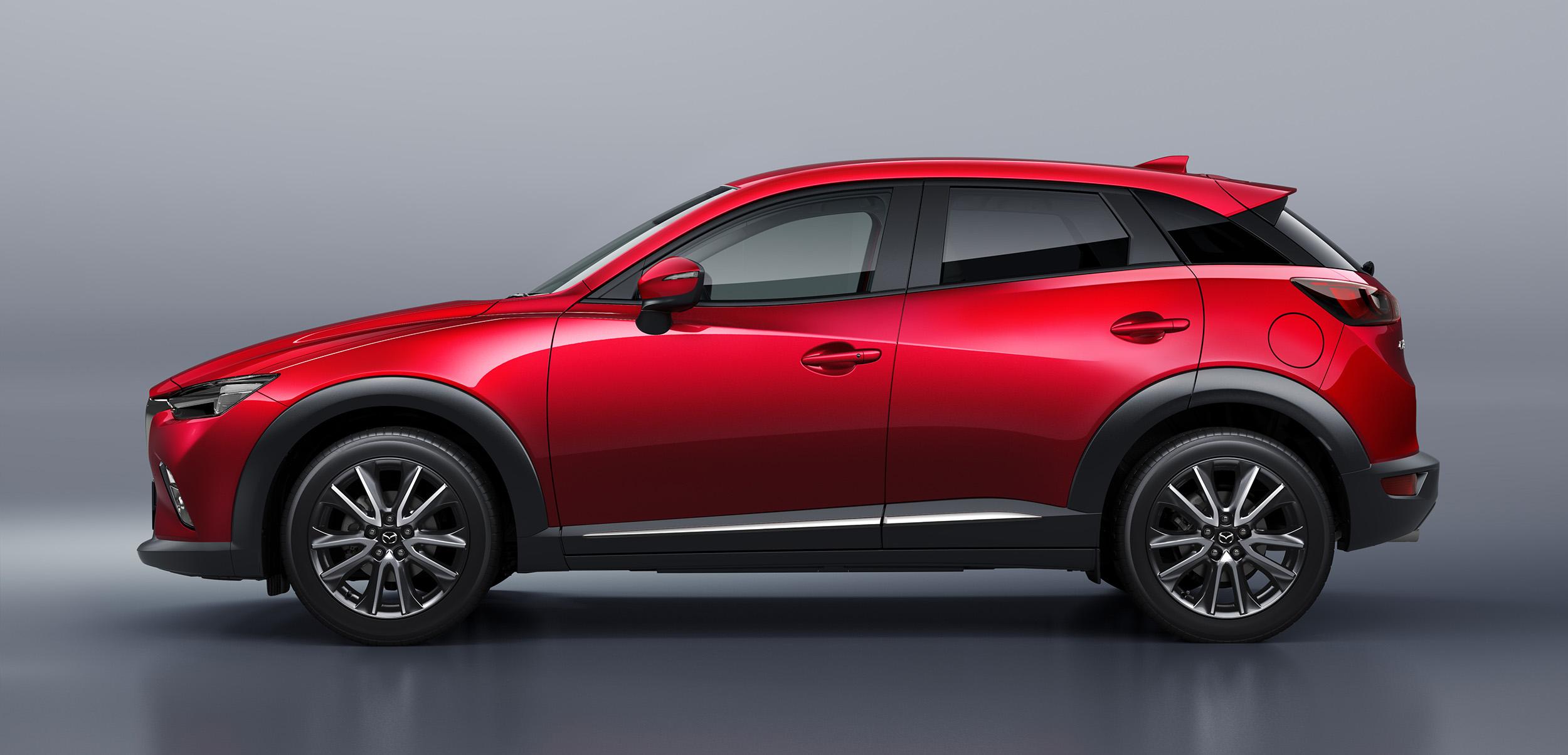 Mazda-CX-3-Exterior-2