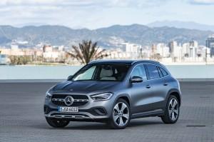 Der neue Mercedes-Benz GLA 2020 The new Mercedes-Benz GLA 2020
