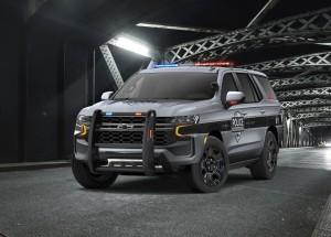 2021 Chevrolet Tahoe Police Pursuit Vehicle