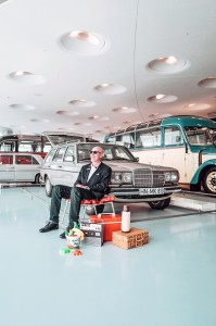 Exklusive Einblicke: Traumwagen des Mercedes-Benz Museums auf Instagram TV Exclusive insights: Dream cars from the Mercedes-Benz Museum on Instagram TV