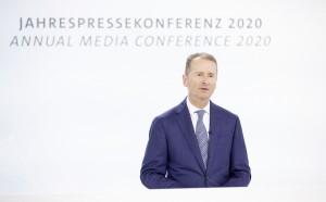 Volkswagen - Jahrespressekonferenz