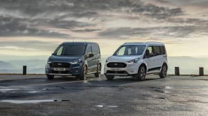 New Ford Tourneo and Transit Connect Active with Fresh Style and