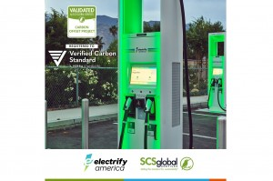 Large-World---s-First-Validated-and-Registered-Carbon-Offset-Project-for-Electric-Vehicle-Chargers-Announced-by-SCS-Global-Services--Electrify-America-and-Verra-496