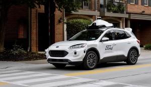 4th Gen Self-Driving Vehicle
