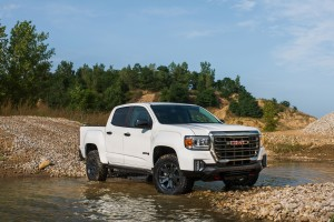 2021 GMC Canyon AT4 Off-Road Performance Edition takes Canyon'