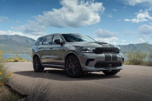 Dodge Durango SRT Hellcat: Dodge//SRT Introduces the Most Powerf