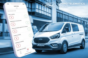 Ford Telematics with New Multi-Make Functionality and Drive App