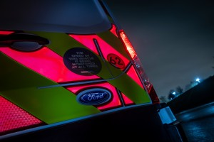 Ford Helps Roadside Workers Stay Safe with Pioneering Illuminate