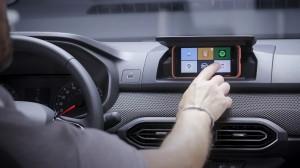 2021 - Dacia Media Control system