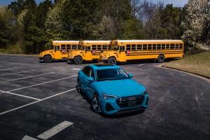 Audi/ Bluebird
