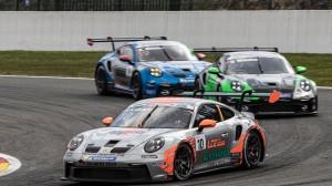 Porsche Carrera Cup Deutschland, Spa 2021
