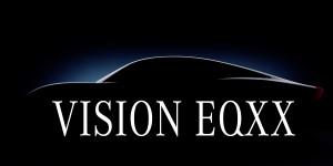 Mercedes Vision EQXX Mercedes Vision EQXX