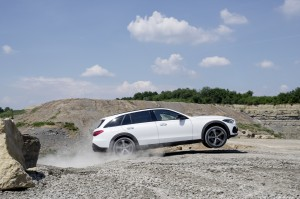 Mercedes-Benz C-Klasse All Terrain (BR S206); 2021 Mercedes-Benz C-Class All Terrain (BR S206); 2021