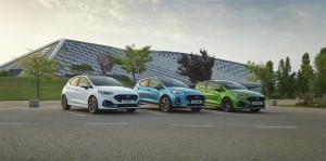 Ford Unveils Connected, Electrified, Confident New Fiesta: The S