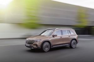 Mercedes-EQ, EQB, 2021 Mercedes-EQ, EQB, 2021