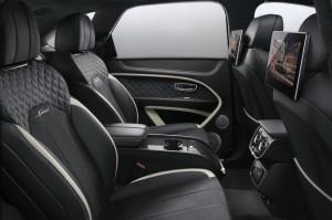 Bentley Rear Entertainment - 7