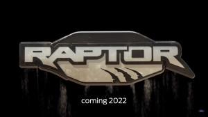Ford Bronco Raptor Coming in 2022