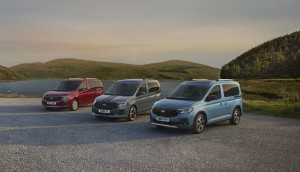 Ford Unveils All-New Tourneo Connect Multi-Activity Vehicle with