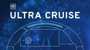 Ultra Cruise will ultimately enable door-to-door hands-free driv