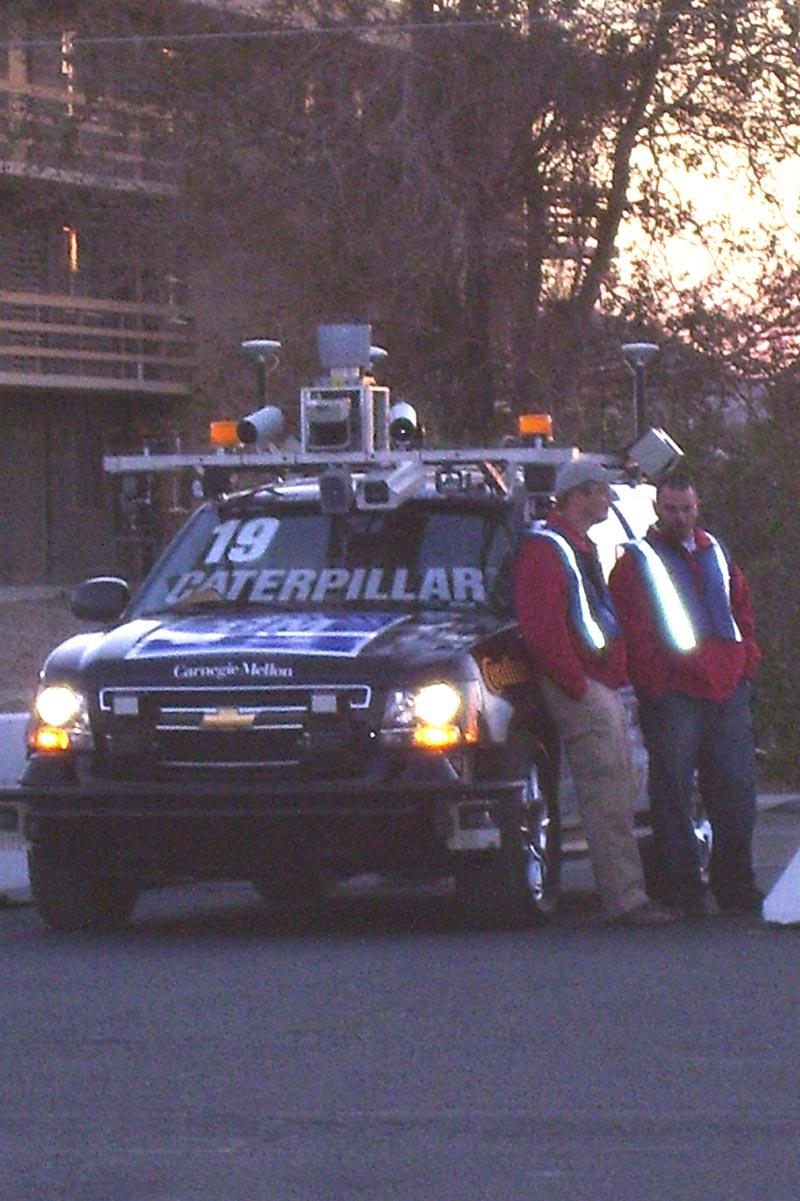 DARPA 2007 - Tartan Racing