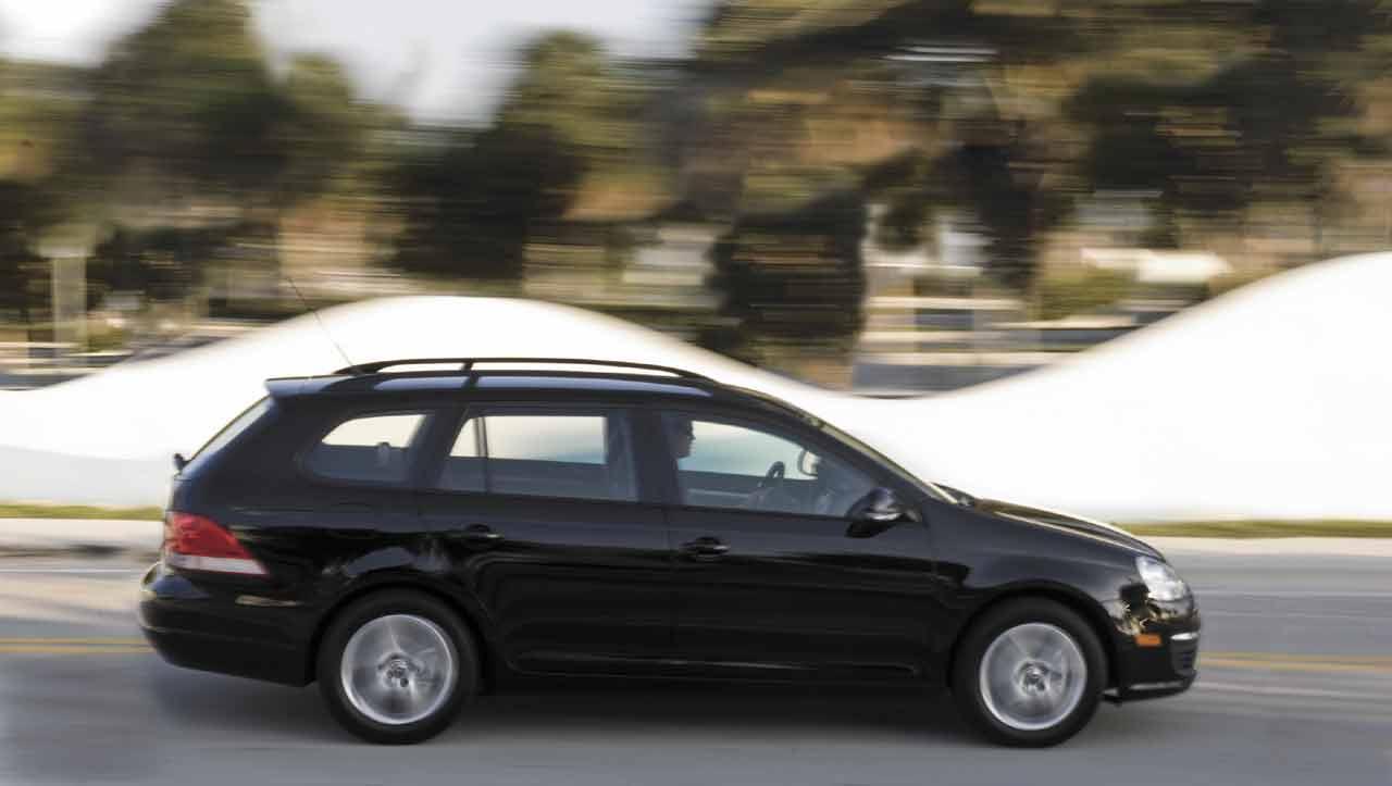Automotive Insight: AUTOMOTIVE INSIGHT: Volkswagen Jetta Sportwagen