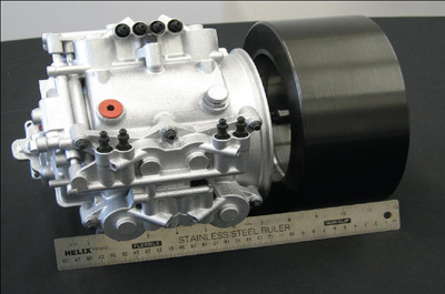 Small Flywheel Housing