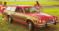 Small Ford Pinto