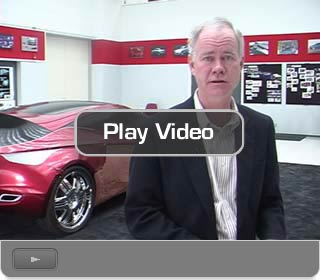 Video Player Mazda Design