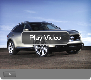 Infiniti FX Video Player