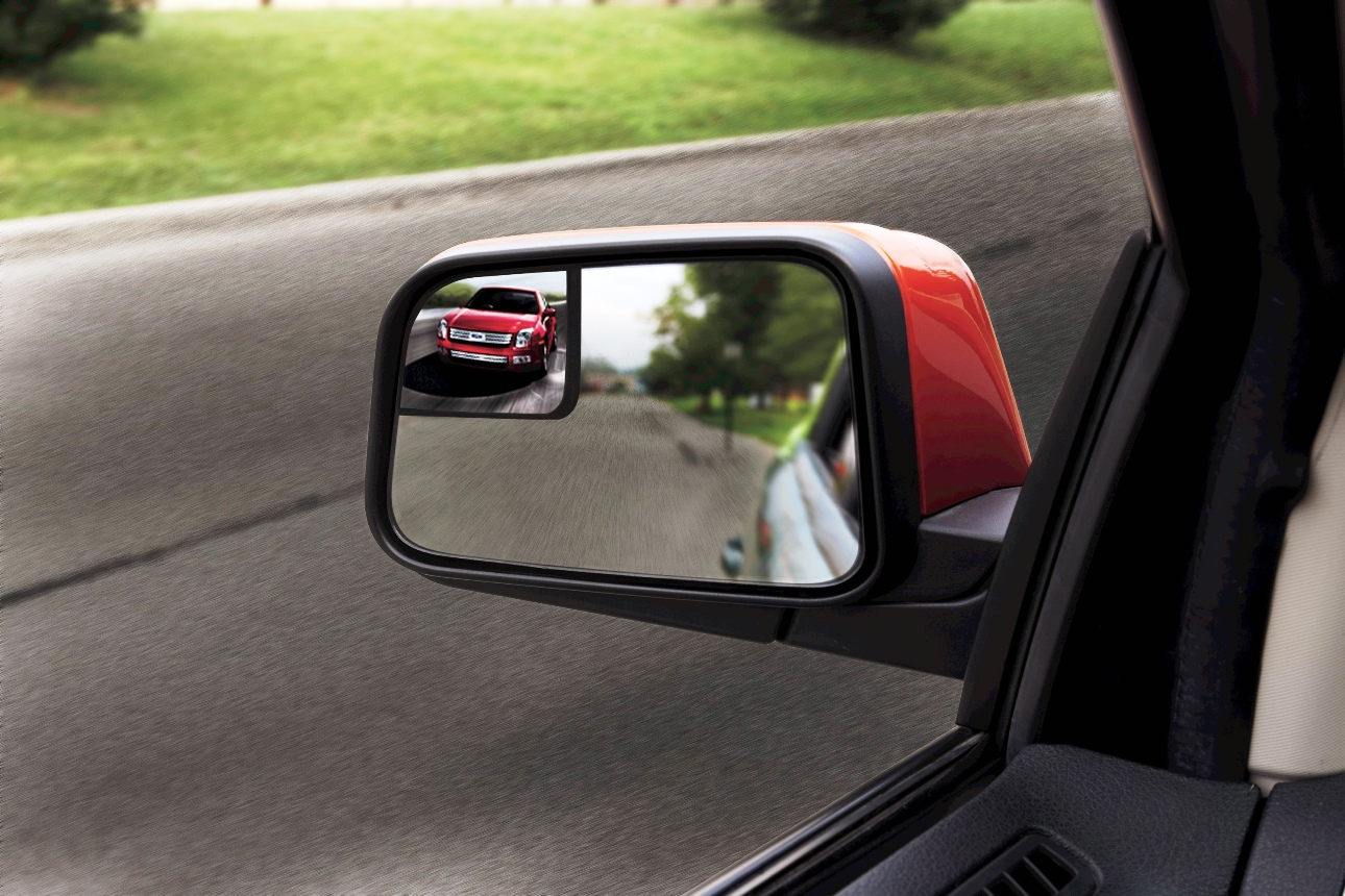 Ford Fusion Blind Spot Mirror