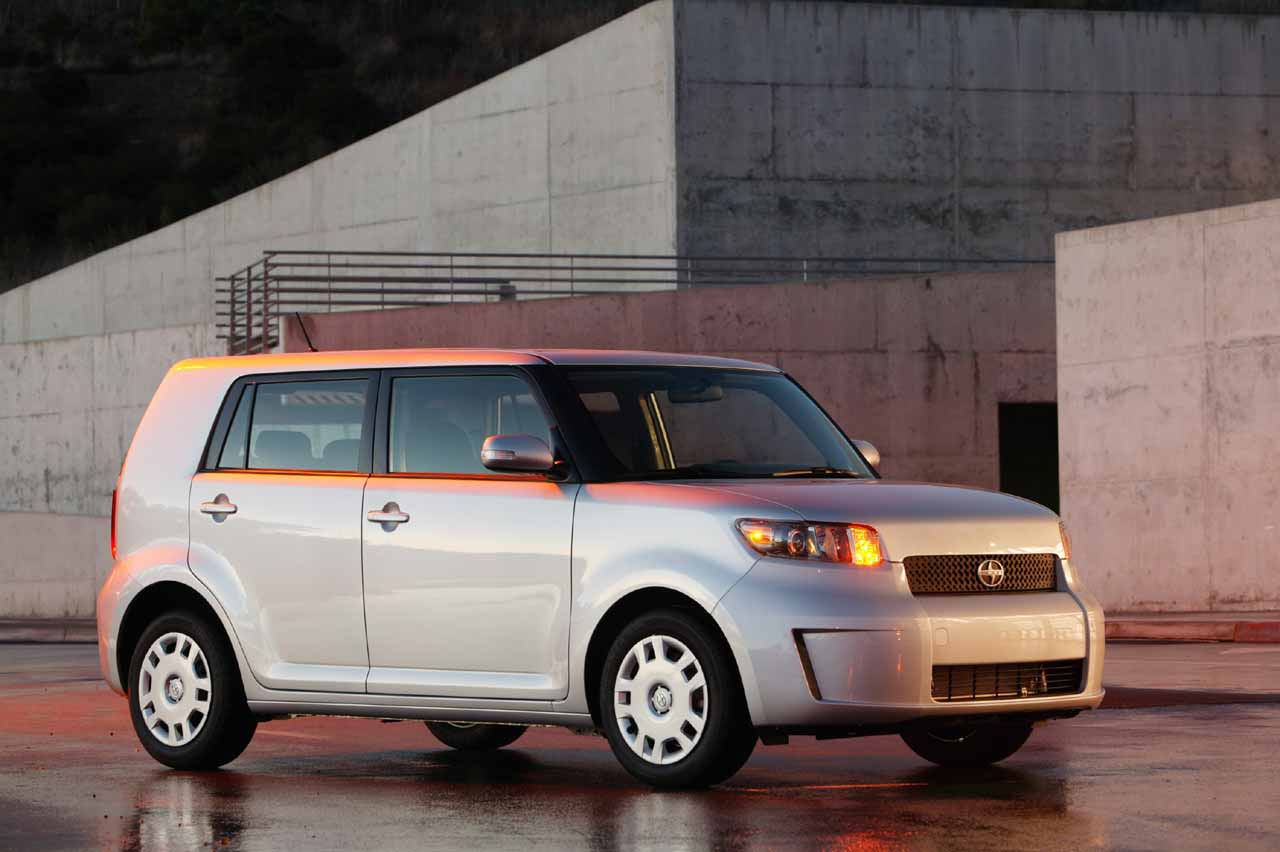 The Scion Xb Is That Boxy Car Aimed At Young Hipsters And Now Ford Has Kind Of Vehicle Could Go After Same Customers