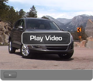 Volkswagen Tiguan Video Player