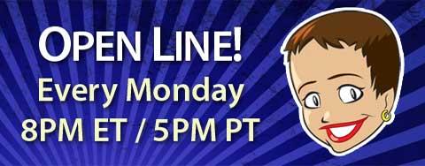 Open-Line-Mondays
