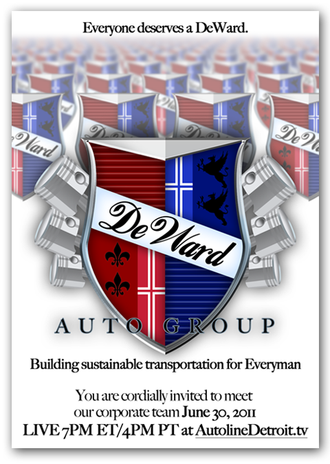 DeWard-Poster