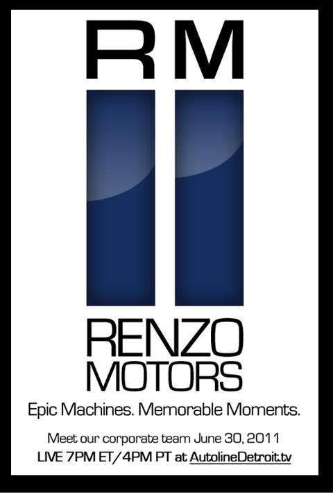 Renzo-Motors-Poster