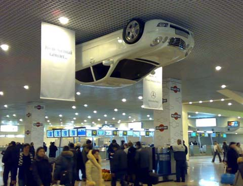 Mercedes-on-ceiling-Autoline