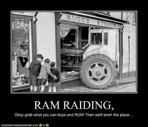 Ram-Raiding-Autoline