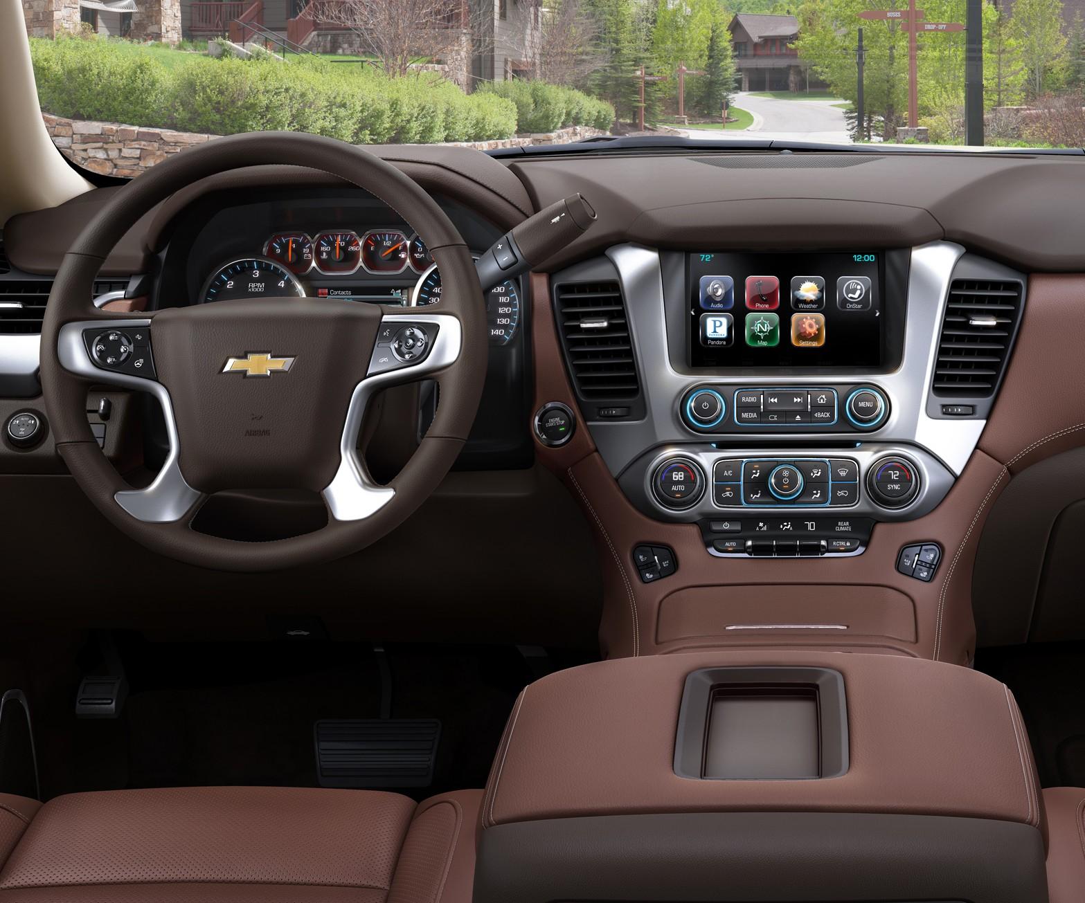 Seat Time 2015 Chevrolet Suburban John S Journal On