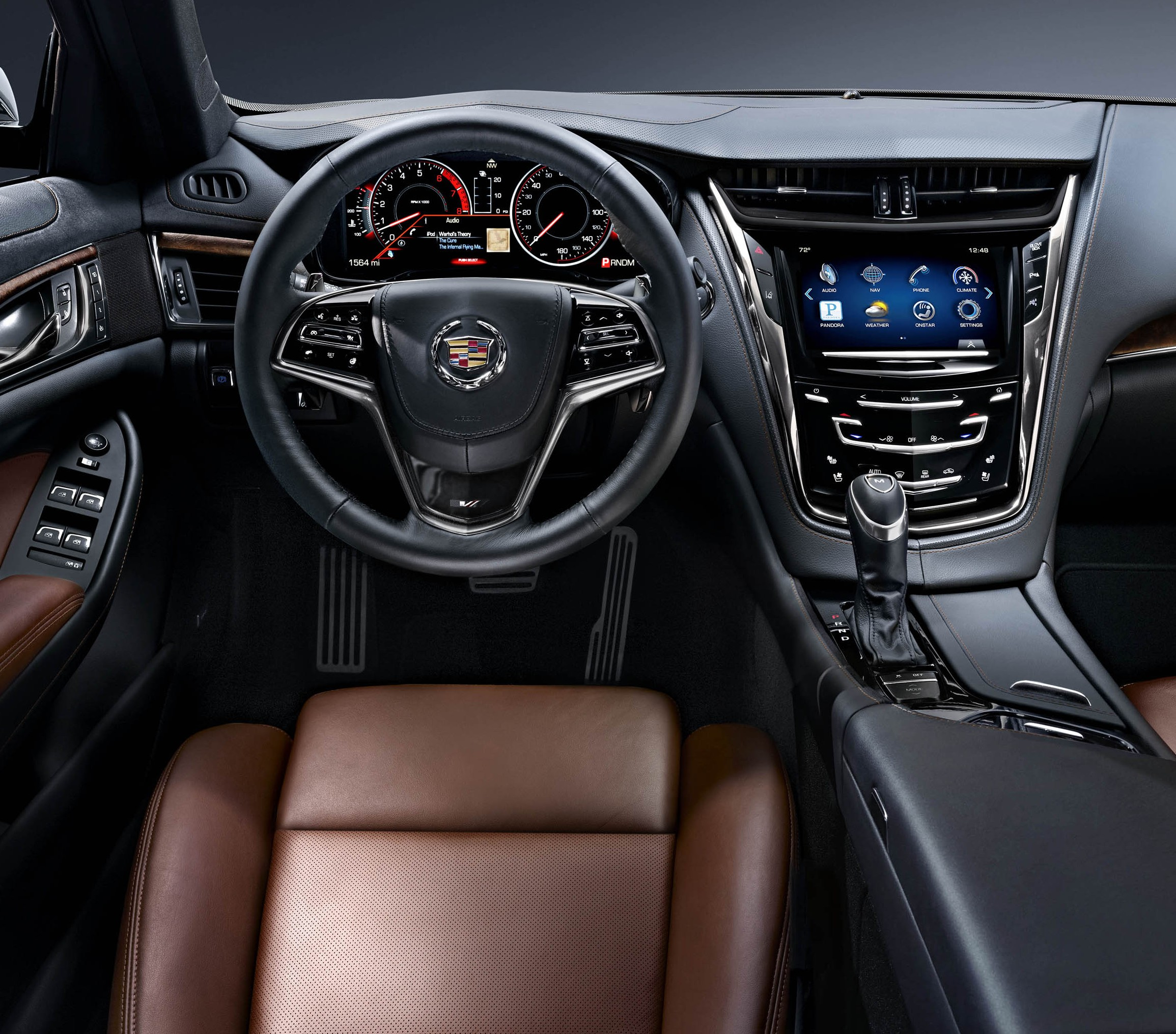 Seat Time: 2014 Cadillac CTS