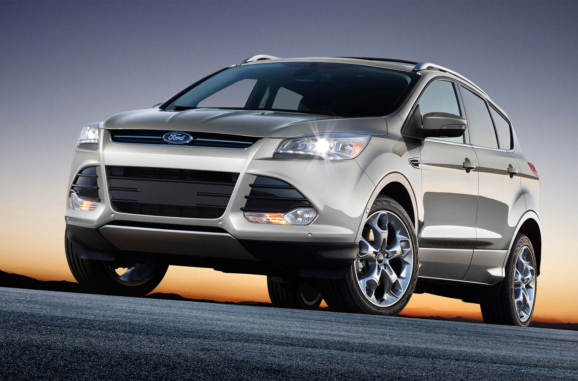 seat time 2014 ford escape se john 39 s journal on autoline. Black Bedroom Furniture Sets. Home Design Ideas